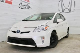 Used 2014 Toyota Prius Base for sale in Blainville, QC