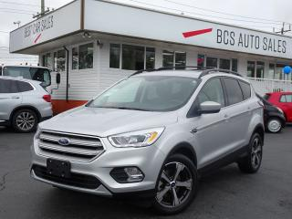 Used 2018 Ford Escape Leather Seating, Panoramic Roof, Only 4, 000 Kms for sale in Vancouver, BC