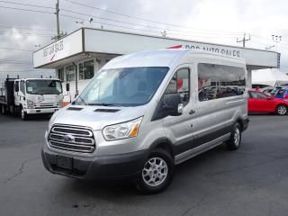 Used 2016 Ford Transit Connect 15 Passenger, EcoBoost, Radar Assist Parking for sale in Vancouver, BC