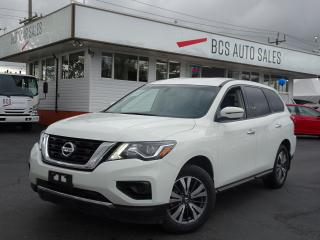 Used 2017 Nissan Pathfinder Value Priced, 4x4, 7 Passenger for sale in Vancouver, BC