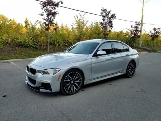 Used 2013 BMW 3 Series *Superbe* BMW 335i M-Sport 300 HP xDri for sale in St-Eustache, QC