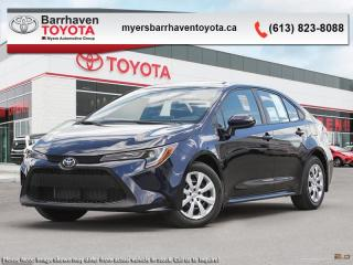 Used 2020 Toyota Corolla LE  - Heated Seats - $145 B/W for sale in Ottawa, ON