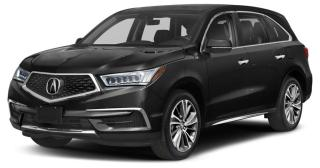 New 2019 Acura MDX Tech for sale in Burlington, ON