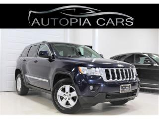 Used 2012 Jeep Grand Cherokee 4WD 4Dr Laredo for sale in North York, ON
