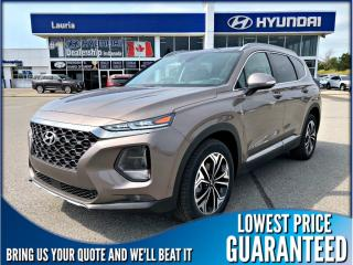 New 2020 Hyundai Santa Fe 2.0T AWD Ultimate for sale in Port Hope, ON