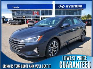Used 2020 Hyundai Elantra ULTIMATE AUTO for sale in Port Hope, ON
