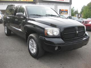 Used 2007 Dodge Dakota ST 3.7L 6cyl 4x4 Club Cab AC Service Cap PL PW PM for sale in Ottawa, ON