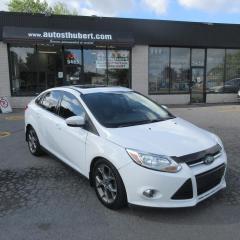 Used 2013 Ford Focus SE **TOIT OUVRANT** for sale in St-Hubert, QC
