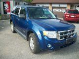Photo of Blue 2008 Ford Escape