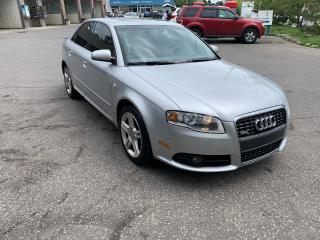 Used 2008 Audi A4 2.0T SE for sale in York, ON
