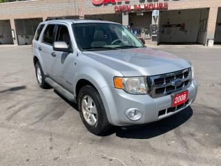 Used 2008 Ford Escape XLT for sale in York, ON