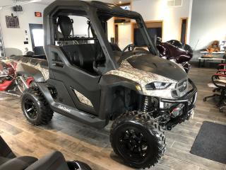 Used 2018 Cub Cadet Challenger 550 4X4 for sale in Jarvis, ON