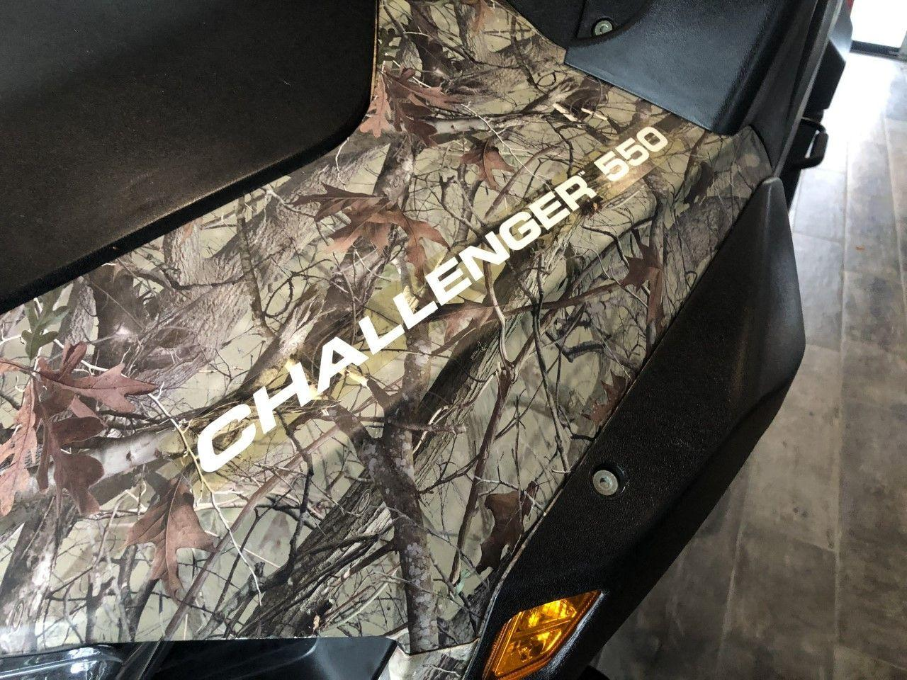 2018 Cub Cadet Challenger 550