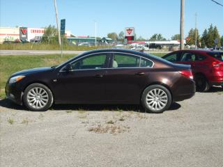 Used 2011 Buick Regal CXL w/1SD for sale in Fenelon Falls, ON
