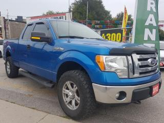 Used 2012 Ford F-150 XLT- 5L- 4X4- Bluetooth- Aux- Usb- Alloy for sale in Scarborough, ON