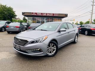 Used 2016 Hyundai Sonata 2.4L GL|CERTIFIED|REARVIEW|ALLOYS & MORE! for sale in Mississauga, ON