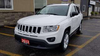 Used 2012 Jeep Compass North-REMOTE START-HEATED SEATS-SOUND PACKAGE for sale in Tilbury, ON