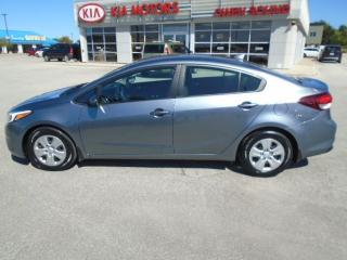 Used 2017 Kia Forte LX for sale in Owen Sound, ON