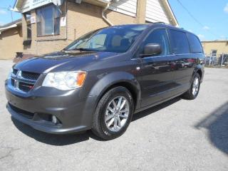 Used 2014 Dodge Grand Caravan 30th Anniversary 3.6L V6 StoNGo DVD Only 114,000Km for sale in Rexdale, ON