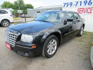 Used 2007 Chrysler 300 Touring *Clean Carproof* Certified w/ 6 Mth Wrnty for sale in Brantford, ON