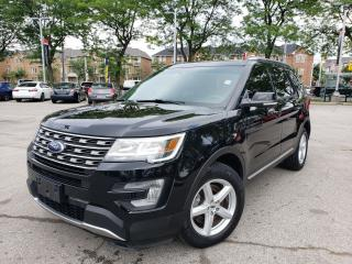 Used 2016 Ford Explorer XLT for sale in Toronto, ON