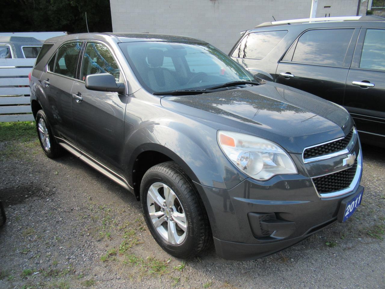 2011 Chevrolet Equinox LS *Clean Carproof* Certified w/ 6 Month Warranty