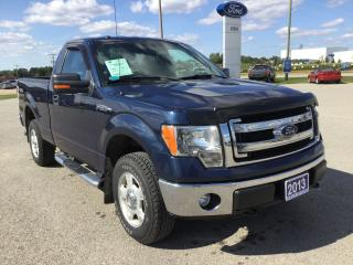 Used 2013 Ford F-150 XLT | 4X4 | POWER ADJUSTABLE PEDALS for sale in Harriston, ON
