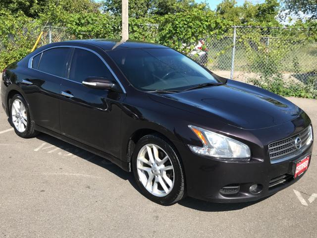 2011 Nissan Maxima S ** HTD SEATS, BLUETOOTH , SUNROOF  **