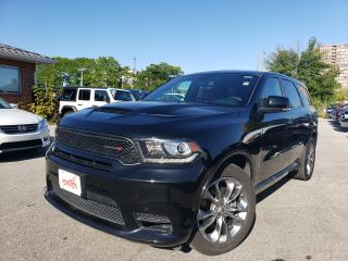 Used 2019 Dodge Durango R/T for sale in Toronto, ON