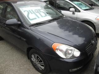 Used 2008 Hyundai Accent GLS 4-Door for sale in Scarborough, ON