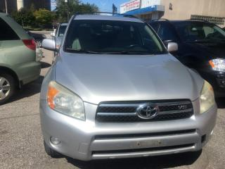 Used 2007 Toyota RAV4 LIMITED  for sale in Scarborough, ON