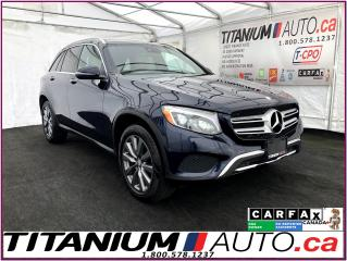 Used 2016 Mercedes-Benz GLC 300 Camera+GPS+Pano Roof+Blind Spot+Park Sensors+LED+ for sale in London, ON
