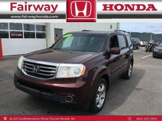 Used 2012 Honda Pilot EX for sale in Halifax, NS
