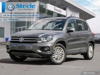 Used 2016 Volkswagen Tiguan Special Edition for sale in Dartmouth, NS
