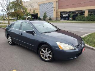 Used 2003 Honda Accord Leather, Sunroof, Auto, 3/Y warranty availabl for sale in Toronto, ON
