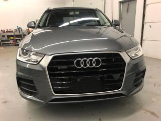 Used 2016 Audi Q3 Progressiv for sale in Saskatoon, SK