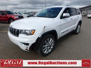 Used 2017 Jeep Grand Cherokee Limited 4D Utility 4WD 3.6L for sale in Calgary, AB