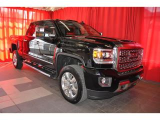 Used 2019 GMC Sierra 2500 HD Denali 2500 | Crew | Nav | Z71 | one owner for sale in Listowel, ON