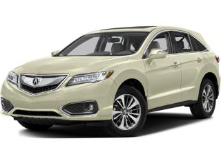 Used 2016 Acura RDX LEATHER  ROOF  NAVI  BLIS  ADAPTIVE CRUISE for sale in Ottawa, ON