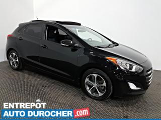 Used 2016 Hyundai Elantra GT GLS w/Tech Pkg  NAVIGATION - TOIT OUVRANT - A/C for sale in Laval, QC