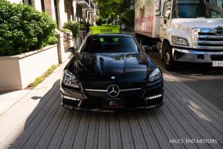 Used 2014 Mercedes-Benz SLK 2014 Mercedes-Benz SLK-Class - 2dr Roadster SLK55 for sale in Vancouver, BC