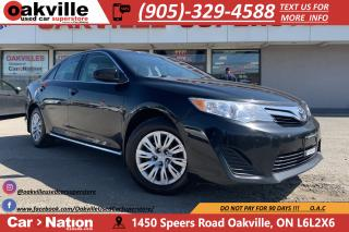 Used 2014 Toyota Camry LE | BACKUP CAMERA | BLUETOOTH | CRUISE for sale in Oakville, ON
