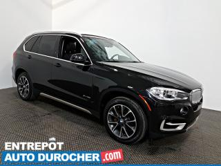 Used 2014 BMW X5 XDrive35i AWD NAVIGATION - Toit Ouvrant - A/C - for sale in Laval, QC