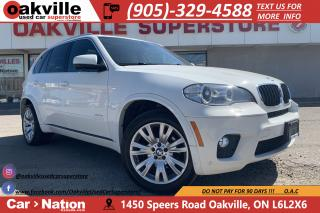 Used 2013 BMW X5 xDrive35i | NAVI | PANO ROOF | B/U CAM | M PKG for sale in Oakville, ON