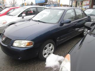 Used 2005 Nissan Sentra 1.8 S for sale in Scarborough, ON