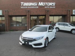 2017 Honda Civic LX - BIG SCREEN - POWER OPTIONS - KEYLESS ENTRY - CRUISE- BT