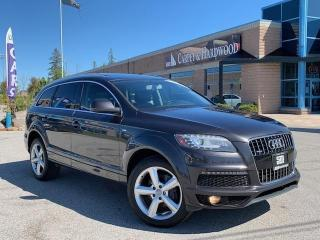 Used 2011 Audi Q7 quattro 4dr 3.0L TDI Premium for sale in Barrie, ON