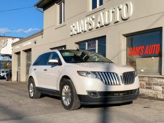 Used 2013 Lincoln MKX AWD 4DR for sale in Hamilton, ON