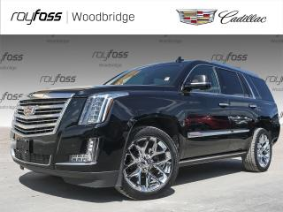 Used 2016 Cadillac Escalade Platinum for sale in Woodbridge, ON