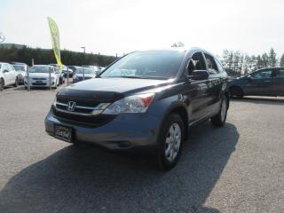 Used 2010 Honda CR-V 4WD LX/ ACCIDENT FREE for sale in Newmarket, ON